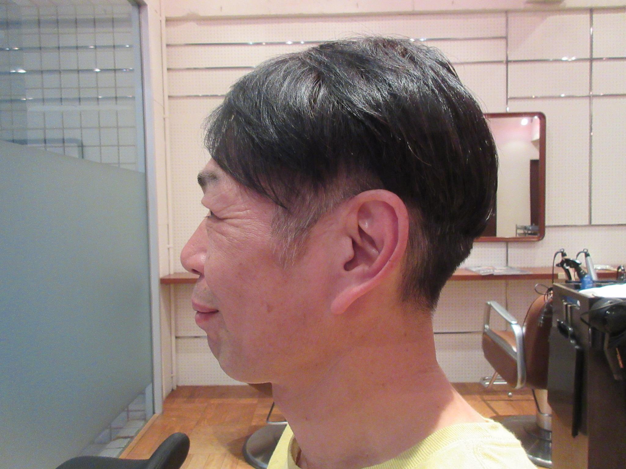 メンズ 40 代 髪型