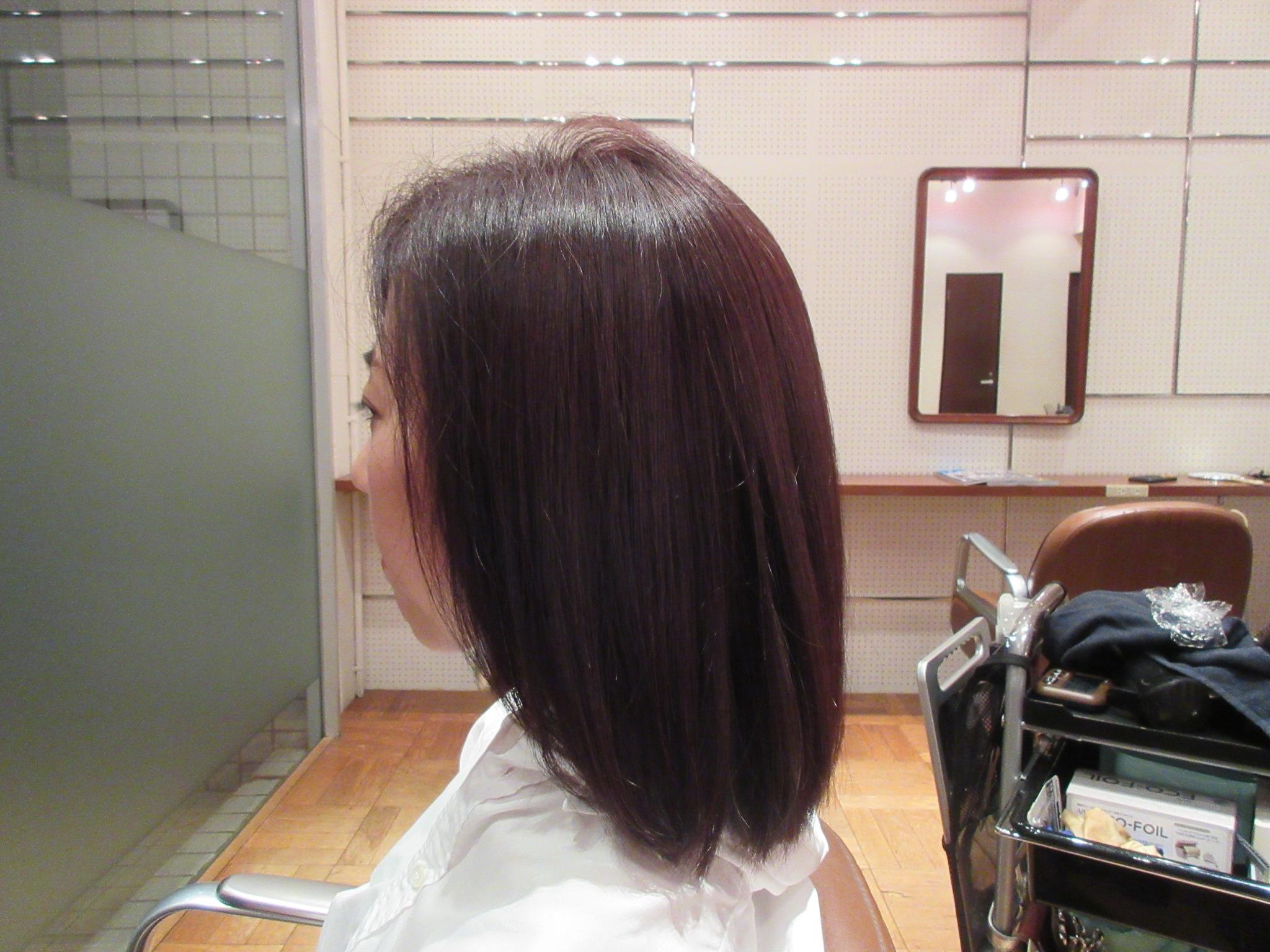 髪型 40 代