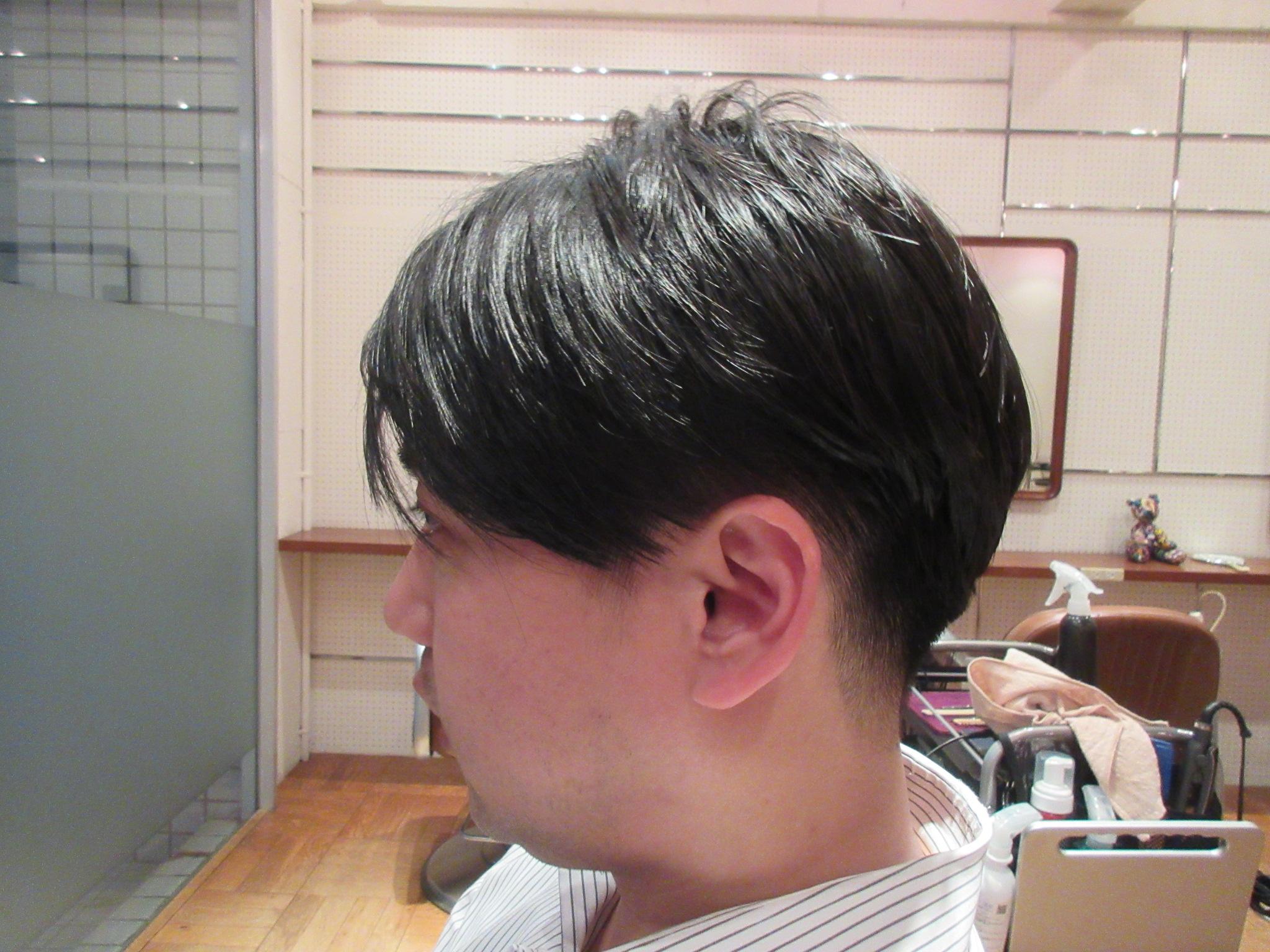 代 髪型 30